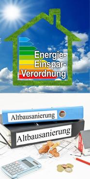 Gebäudeenergieberater - Energieeinsparverordnung